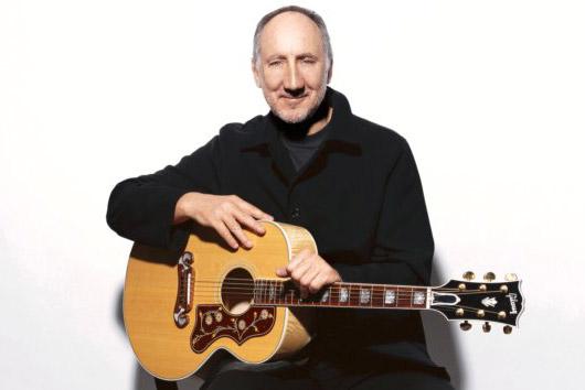 Στον Pete Townshend το φετινό Les Paul Award