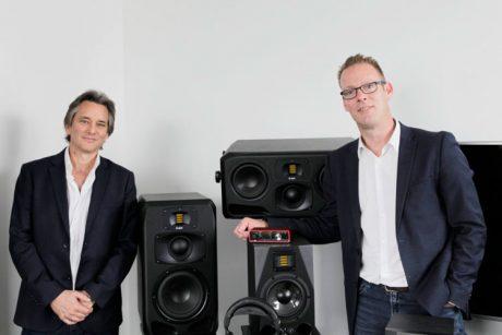 H Focusrite απέκτησε την ADAM Audio
