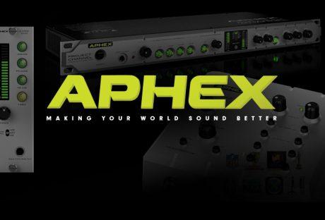 Η Røde Microphones απέκτησε την Aphex
