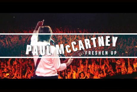 Στην Κρακοβία για τον Paul Mc Cartney!