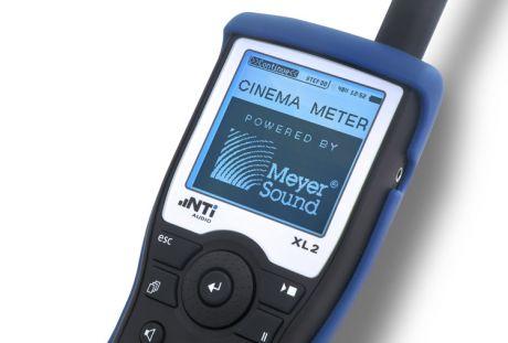 «Μετρητική» συνεργασία Meyer Sound και NTi