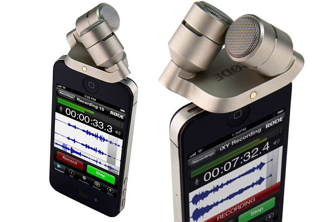 Μικρόφωνο για iPhone & iPad από τη Rode