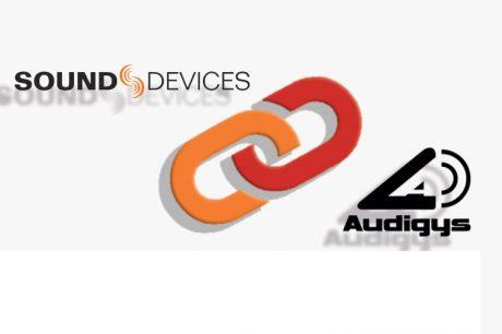 Νέα συνεργασία Audigys με τη Sound Devices