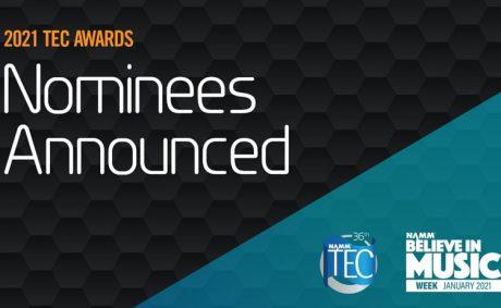 TEC Awards 2021 – Ιδού όλες οι υποψηφιότητες ανά κατηγορία...