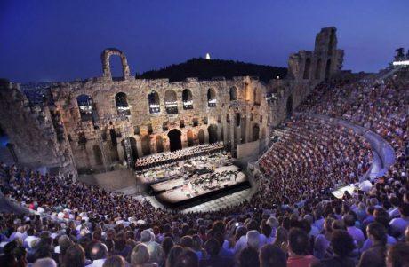Ηρώδειο: το πιο εντυπωσιακό θέατρο του κόσμου