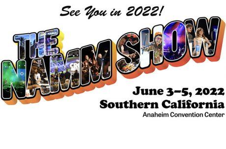 Νέες ημερομηνίες για το NAMM Show