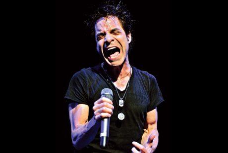 Ο Bruno Mars με Audio-Technica
