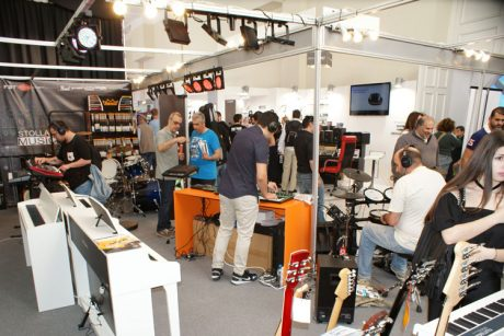 H Stollas Music στη Music World Expo