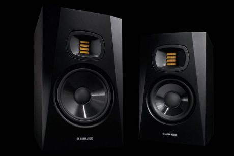 Nέα σειρά studio monitor Τ από την ΑDAM Audio