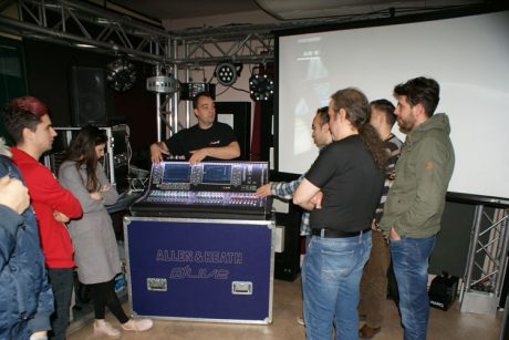 Σεμινάριο Allen & Heath στη Metro Audio Systems