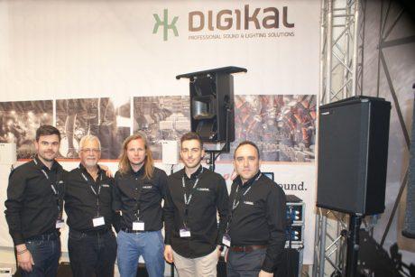 Digikal: με δύναμη πυρός την TW Audio