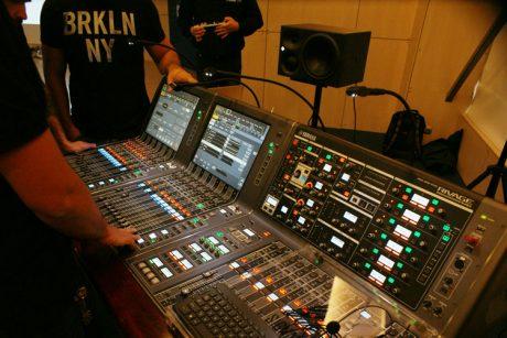 Παρουσίαση Yamaha PM-10 Rivage στη Φ. Νάκας
