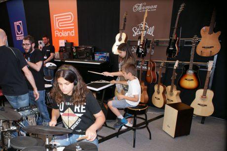 Stollas Music: Ο πυρήνας της μουσικής στη MWE