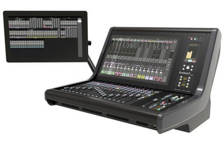SSL: ντεμπούτο για τη SYSTEM T-S300 στην IBC