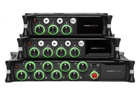 Νέα σειρά MixPre II από τη Sound Devices