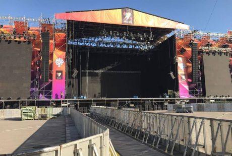 Με L-Acoustics το Lollapalooza στη Χιλή