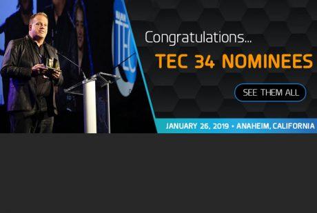 34α TEC Awards – Ολες οι φετινές υποψηφιότητες