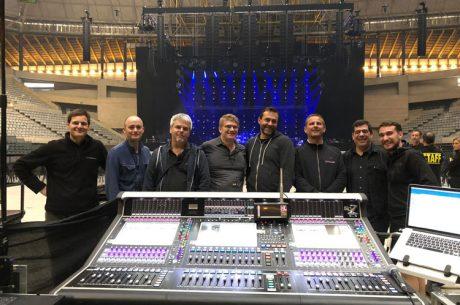 Η ευρωπαϊκή περιοδεία του Mark Knopfler, που έχει ήδη ξεκινήσει, βασίζεται στην πλατφόρμα L-ISA Hyperreal Sound της L-Acoustics…