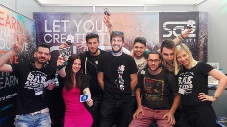 H SAE Athens στη Music World Expo