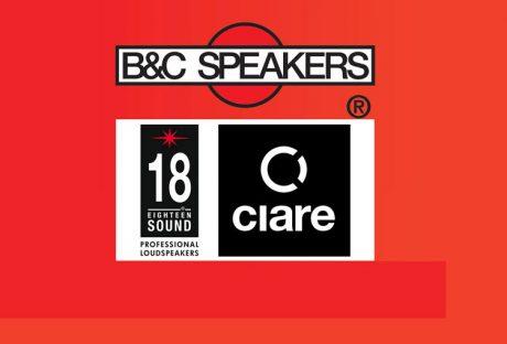Στη B&C οι Eighteen Sound και Ciare