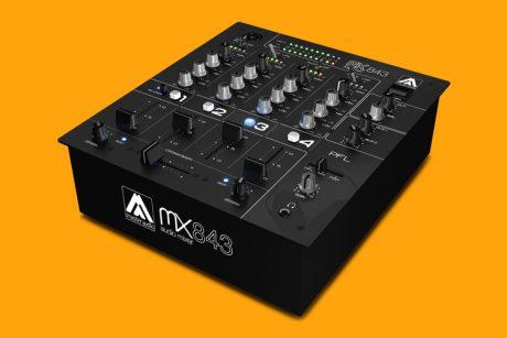 Κερδίστε το νέο mixer ΜΧ843 της Master Audio