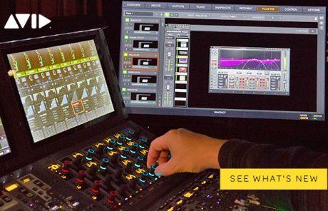 Πλήρη ενσωμάτωση του SoundGrid της Waves στην Avid S6L...