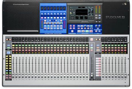 Presonus Digital Mixers: Hands-On στο Club Κύτταρο