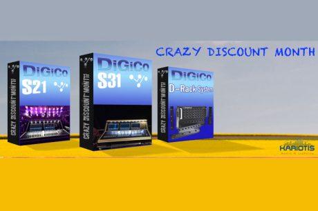 Πακέτα Προσφορών για DiGiCo S21 και S31