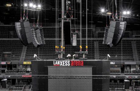 TW Audio στην Lanxess Arena