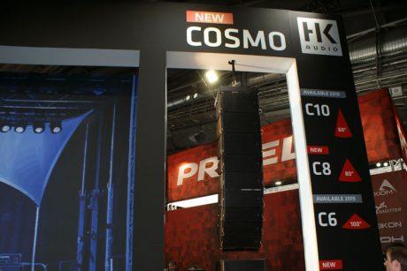 Ο νέος COSMO(s) της HK Audio στην Prolight+sound