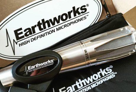 H Earthworks στην RM Audio