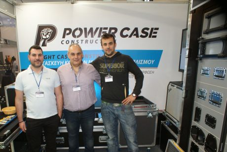 Η Power Case στη Music World Expo 2017