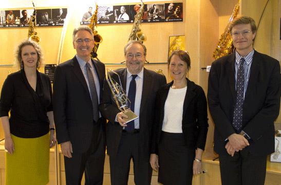 To Lifetime Achievement Award της NAMM 2013
