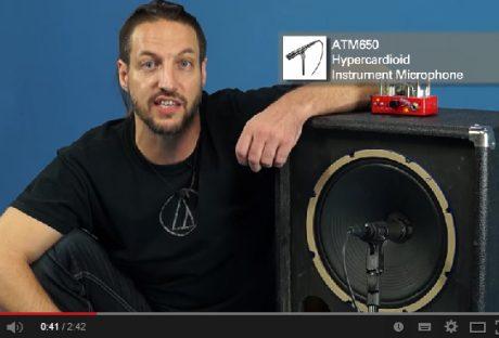 Audio-Technica: Νέα – χρήσιμα tutorial videos