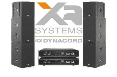 Πωλείται πλήρες σύστημα Dynacord