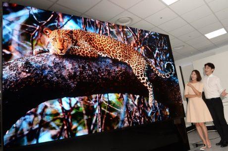 Ετοιμη η νέα Micro LED οθόνη της LG