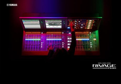 Yamaha RIVAGE PM systems με L-ISA DeskLink