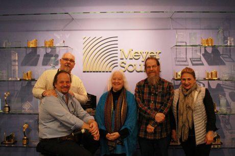 Η Meyer Sound στην Audigys