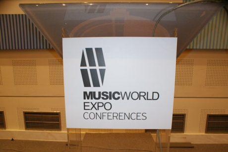 Συνέδρια: η υπεραξία της Music World Expo 2017