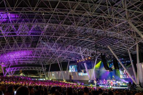 Θεωρείται από τα μεγαλύτερα φεστιβάλ του κόσμου με 1.000 Live σε 11 σκηνές. Φέτος την τιμητική τους είχαν μεταξύ άλλων τα JBL VTX A12…