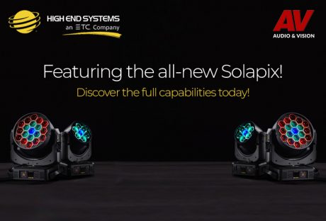 H High End Systems ανακοινώνει το Solapix
