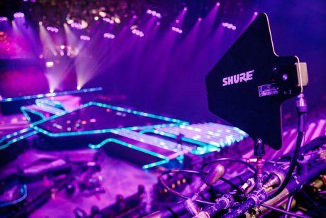 Με Shure η φετινή Eurovision