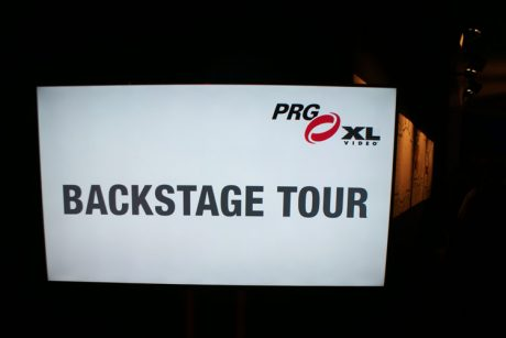 PRG – Festhalle – Backstage Tour