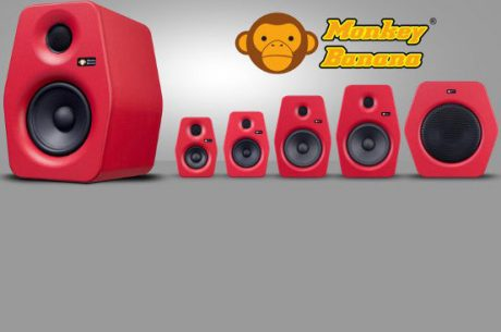 Monkey Banana Studio Monitors από την Audio & Vision