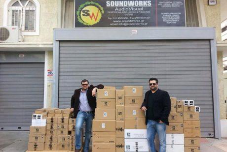 Τα πρώτα Fane και Precision Devices στη Soundworks