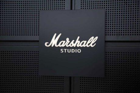 Recording studio από τη Marshall