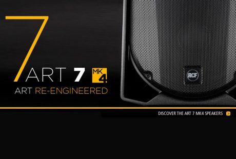 RCF: η νέα γενιά ART 7 Series είναι εδώ