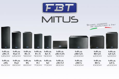 MITUS: Η σειρά 'πολυεργαλείο' της FBT