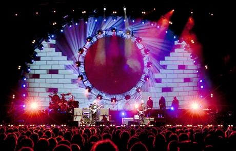 3D περιοδεία για τους Αυστραλούς Pink Floyd