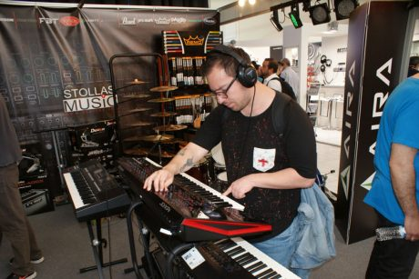Η Stollas Music στη Music World Expo